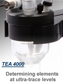 TEA 4000 - Determinung elements at ultra-trace levels